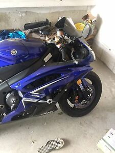 2009 yahama r6 for sale