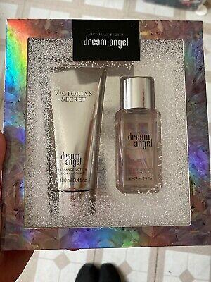 NEW Victoria Secret Dream Angels Gift Set Fragrance Mist & Body Lotion