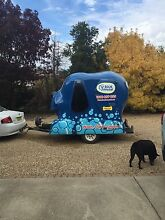 Blue Wheelers mobile grooming/ washing business Lavington Albury Area Preview