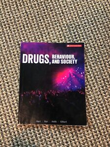 Drugs Behaviour and Society