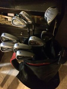 Golf Clubs plus Bag