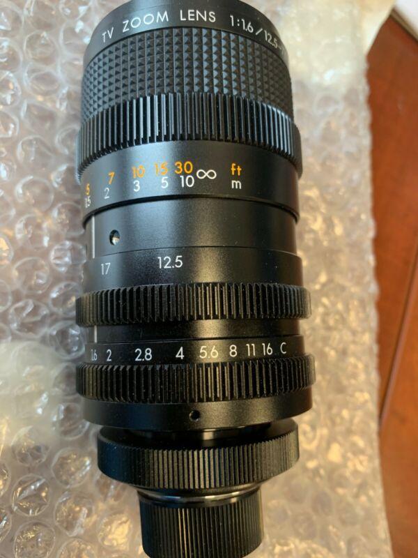 Kowa LMZ78NA 6x manual zoom lens - NEW open box