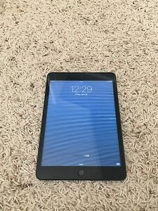 iPad mini 16gb wifi black (1st gen)