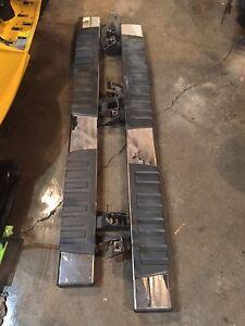 GMC running boards