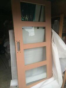 New Corinthian Madison External Door + 2 Dowell Aluminium Windows Murrumbeena Glen Eira Area Preview