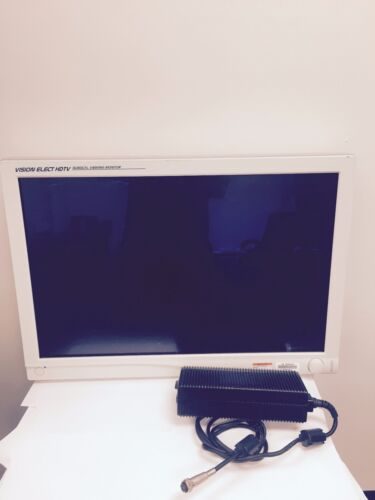 "Stryker Vision Elect 26"" HD Endoscopic/Surgical Monitor w/NEW SCREEN"