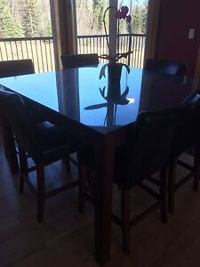 Tall Bar style kitchen table