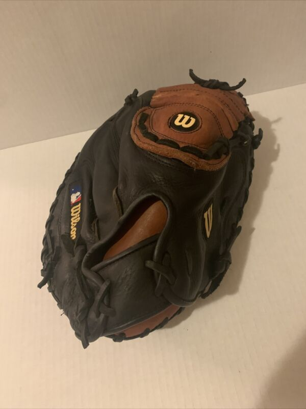 "Wilson PRO 500 Ivan Rodriguez 32"" A0500 PCM Baseball Catchers Glove ""EXCELLENT"""