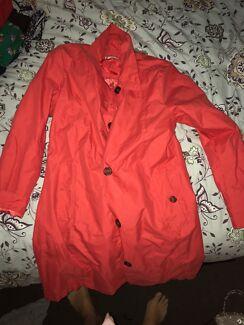 Red Raincoat.