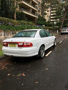 2002 Holden Berlina (LONG REGO) Artarmon Willoughby Area Preview
