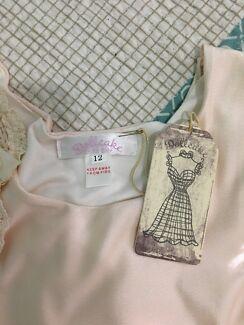Gorgeous Dollcake Oh So Girly vintage dress Size 12