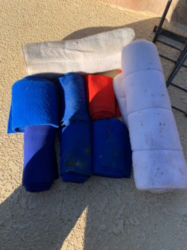Standing Wrap Bandages, You get what you see