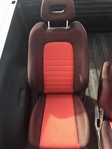 Honda Civic  Sport Seats / Acura integra