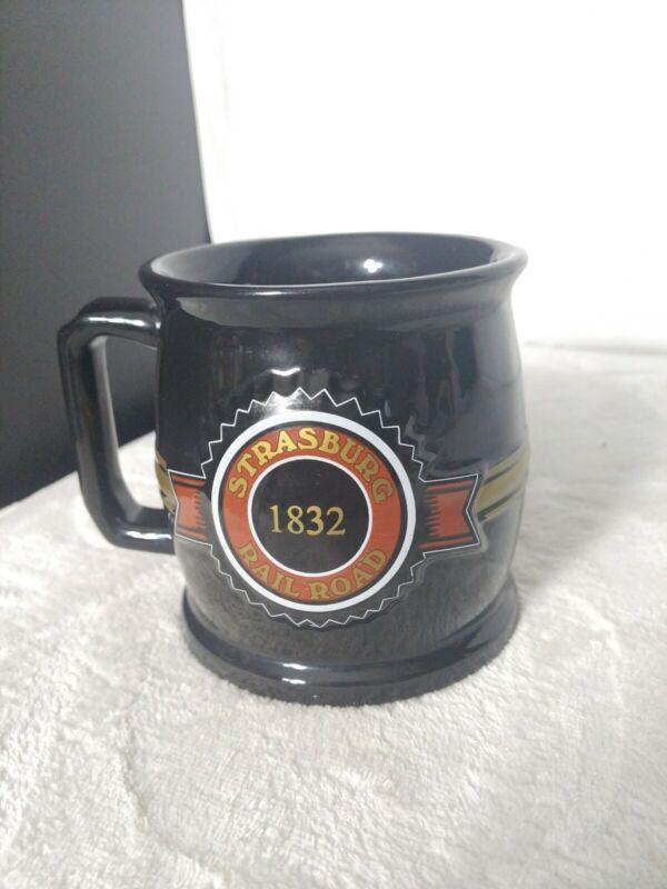 Strasburg Railroad Coffee Tea Mug 3D Figural 1832