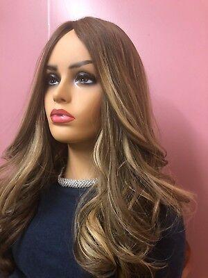 Dirty Blond Wig (Malky European Multidirectional Hair 22
