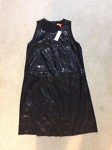 BNWT Black Sequin Dress