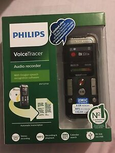 PHILLIPS VOICE TRACER/ AUDIO RECORDER!! Meadowbrook Logan Area Preview