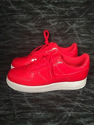 new product 2a25a 31a05 Nike Air Force 1 07 LV8 UV Mens Shoes AJ9505-600 Siren Red Size 10.5