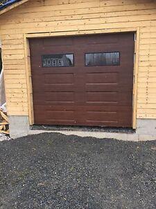 10x9 garage doors