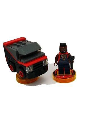 LEGO DIMENSION 71251 THE A TEAM FUN PACK MINT CONDITION RARE B.A. BARACUS