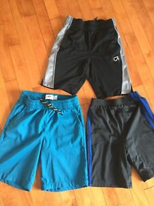 Boys Size 7 Athletic Active Shorts
