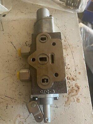 Hydraulic Valve C-575 New Old Stock