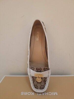 MICHAEL Michael Kors  Women's Hamilton Monogram Jacquard Loafer  Size 9.5 NIB