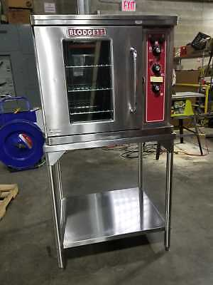 Blodgett Ctb-1 Half Size Electric Convection Oven 208v Or 240v Ss Sides