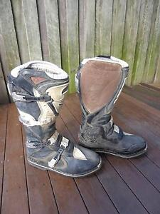 Thor Motorbike Boots Curl Curl Manly Area Preview