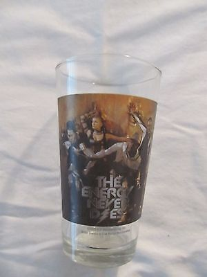 THE BLACK EYED PEAS Pint Glass!!! THE ENERGY NEVER DIES