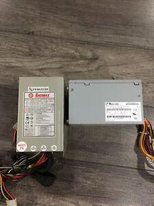 2 Desktop computer power supplies 300 watts