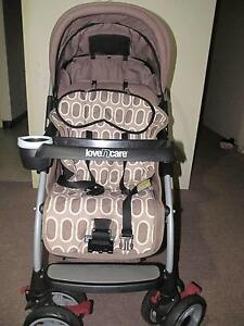 Baby pram lovencare brand 0-4 years' baby is excellent condition Westmead Parramatta Area Preview