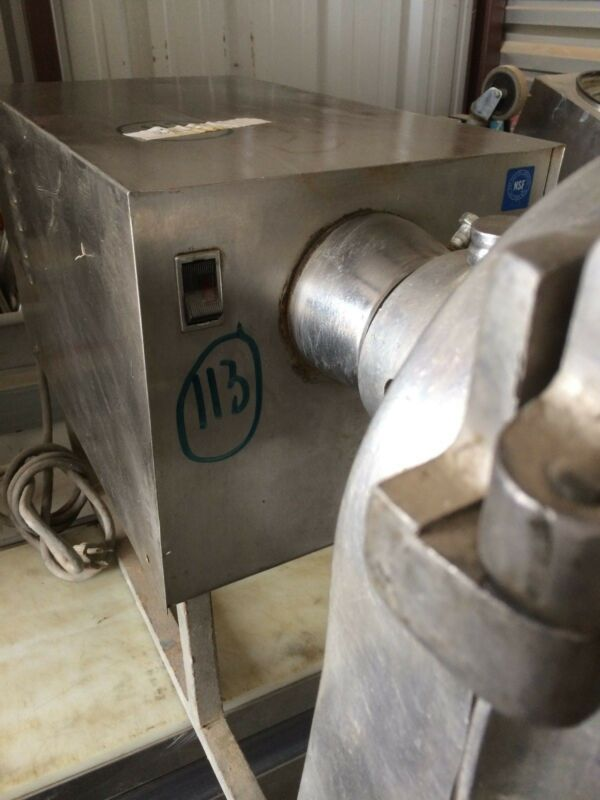 Univex Meat Cutter #23-1 or 33-1 110v A.C.