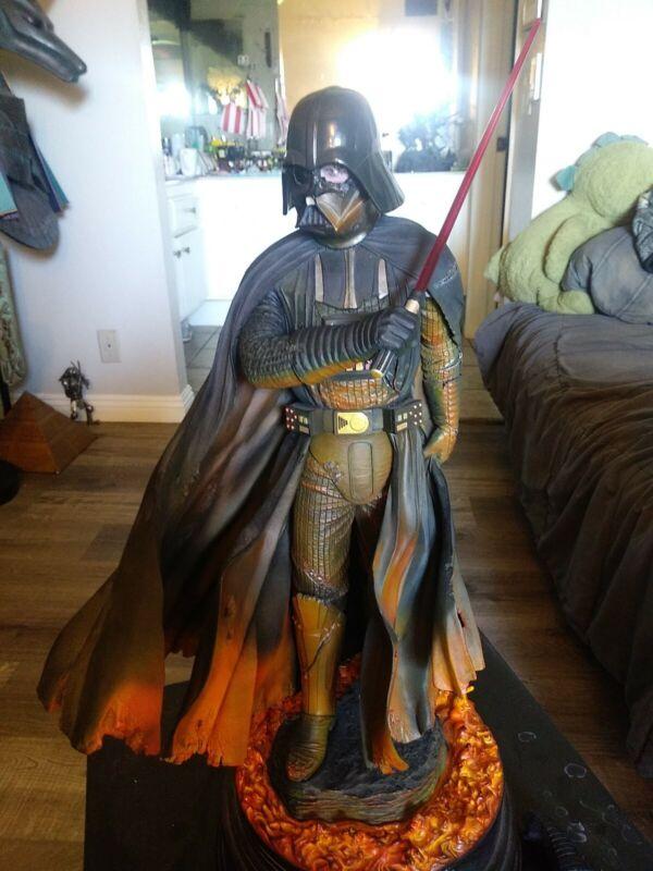 Sideshow Mythos Darth Vader (Custom) please read