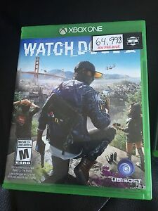 watch dogs 2 , forza 5 , need for speed