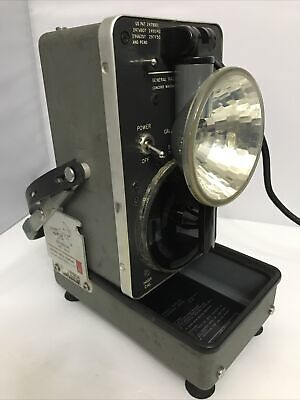 General Radio Companystrobotac 1531-a In Hard Carrying Case With Strap - Works