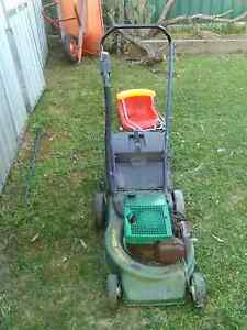 Selling 2 stroke lawnmower with catcher Willmot Blacktown Area Preview