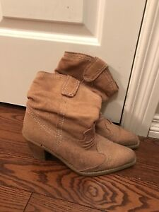 Report western ladies boots 7.5