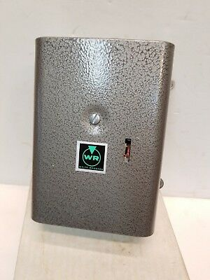 Sid Harvey R79r White Rodgers 663-1 Intermittent Ignition Oil Boiler Control