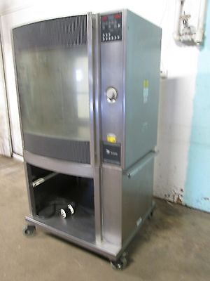 Fri-jado Stg 7-p Commercial H.d. 3 Ph Electric Chickenrib Rotisserie Oven