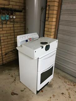 Free oven (unknown if working or not)