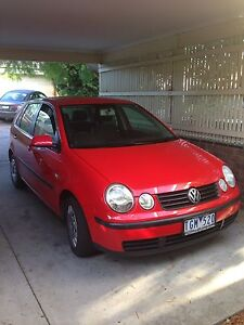 Volkswagen Polo Match 2004 Black Rock Bayside Area Preview