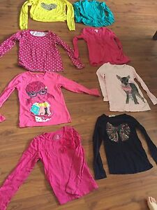 Girl clothes size 5-6 and 6-7, 7-8