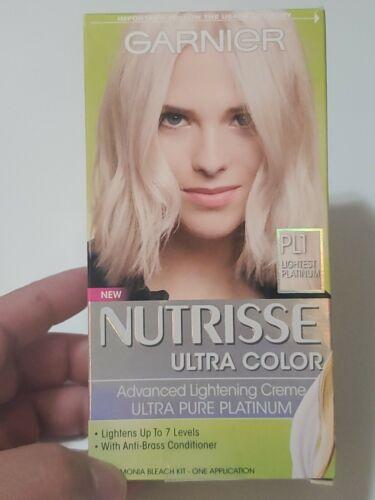 Garnier Nutrisse Ultra Color Advance Lightening Creme, PL1