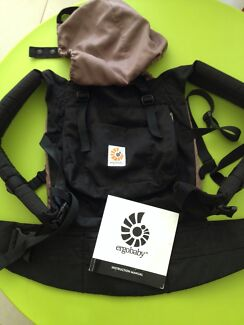 Ergobaby Earth Black/Brown Kellyville The Hills District Preview
