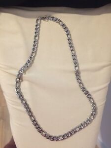 """24"""" Sterling Silver Chain"""