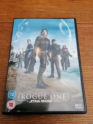 Rogue One: A Star Wars Story 2016 DVD Very Good Condition
