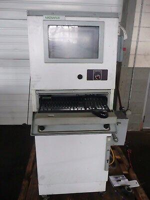 Magnaflux Resonant Inspection Machine Sample Quality Inspection Testing Mri-1000