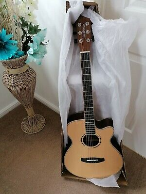 TANGLEWOOD DISCOVERY DBT OV SFCE ELECTRO ACOUSTIC GUITAR BEAUTIFUL SOUND FLAWLES