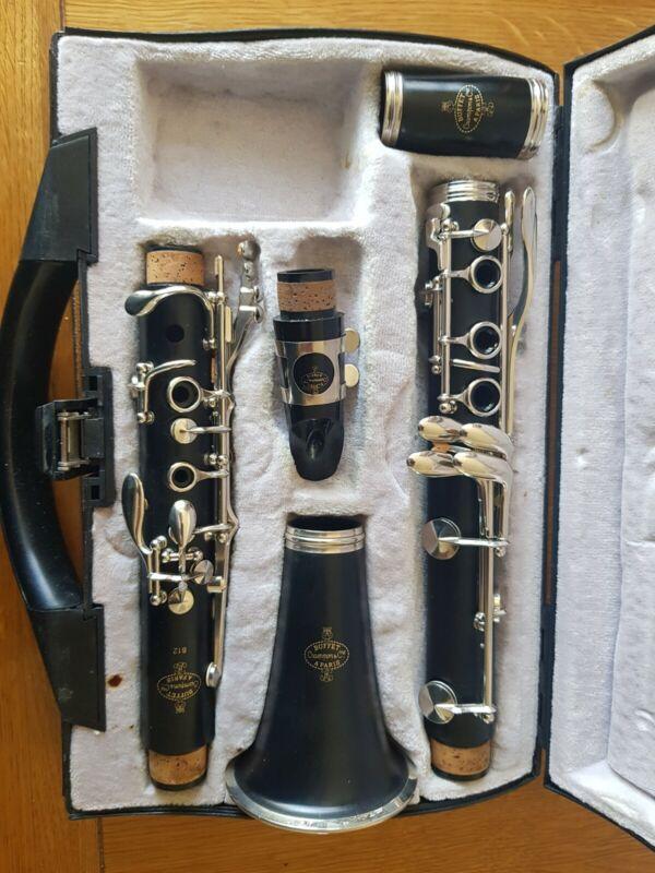 Clarinet buffet B 12 (101)